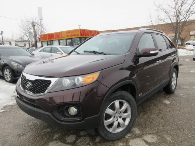 2012 Kia Sorento LX/ Bluetooth no credit we finance