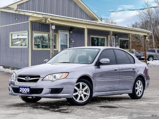 Used 2009 Subaru Legacy Special Edition,LOW KMS!,ONE OWNER,AWD,HEATED SEAT for sale in Orillia, ON