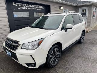Used 2017 Subaru Forester XT Limited for sale in Kingston, ON
