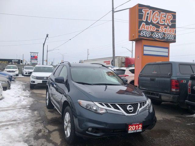 2012 Nissan Murano SV**ONLY 156KMS**AWD***CERTIFIED