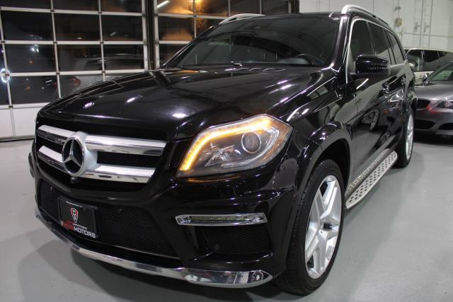 2014 Mercedes-Benz GL-Class GL 350 BlueTec