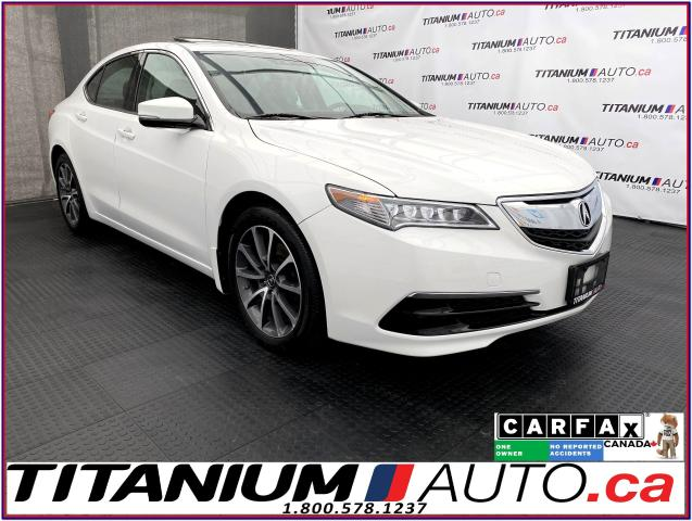2016 Acura TLX V6 Tech+SH-AWD+GPS+Camera+Blind Spot+Lane Assist++