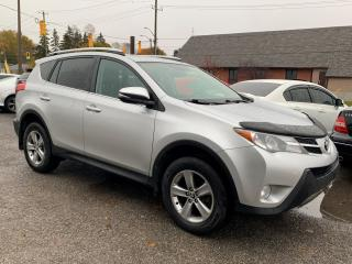 Used 2015 Toyota RAV4 XLE ***PENDING SALE*** for sale in Kitchener, ON