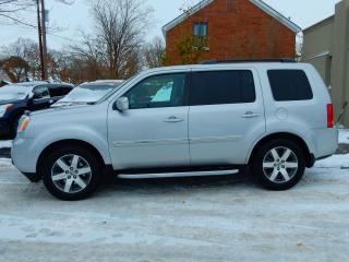 Used 2013 Honda Pilot Touring.Navigation.Cam.Remote Start.Leather.Roof for sale in Kitchener, ON