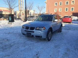 Used 2006 BMW X3 3.0I for sale in Edmonton, AB