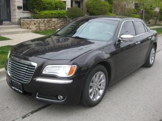 Used 2013 Chrysler 300 300C LEATHER, NAVI , CERTIFIED, NEW TIRES, BAC.CAM for sale in Toronto, ON