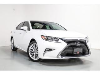 Used 2017 Lexus ES 350 EXECUTIVE PKG.   NAVI   PANO   CAM for sale in Vaughan, ON