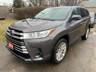 Used 2018 Toyota Highlander LE for sale in Ajax, ON