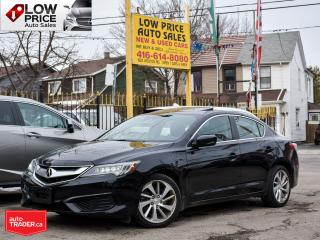 Used 2016 Acura ILX *AllPowerOpti*HtdSeats*Camera*LDW*ExtraClean** for sale in Toronto, ON