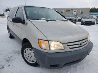 Used 2003 Toyota Sienna CE for sale in Stittsville, ON