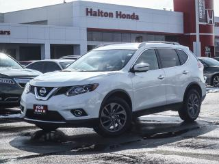 Used 2016 Nissan Rogue SL|NO ACCIDENTS for sale in Burlington, ON