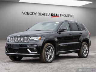 New 2020 Jeep Grand Cherokee Summit for sale in Mississauga, ON
