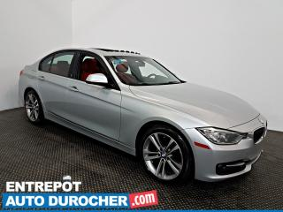 Used 2015 BMW 3 Series 328d xDrive Diesel AWD NAVIGATION - Toit Ouvrant - for sale in Laval, QC