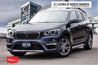 Used 2016 BMW X1 XDrive28i No Accident| Head Up Display|Navigation for sale in Thornhill, ON