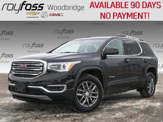 Used 2017 GMC Acadia AWD SLT, SUNROOF, NAV, BOSE for sale in Woodbridge, ON