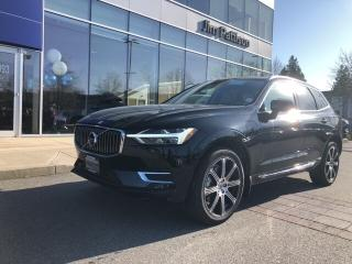 New 2020 Volvo XC60 Hybrid T8 AWD Inscription for sale in Surrey, BC