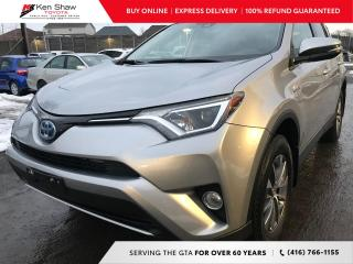 Used 2017 Toyota RAV4 Hybrid | AWD | for sale in Toronto, ON
