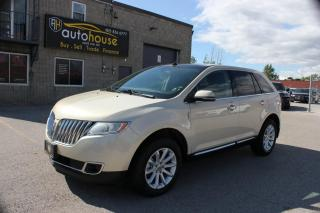 Used 2014 Lincoln MKX NAVI,PANOROOF,AWD,BACKUP CAMERA,REMOTE STARTER,WIMTER TIRES for sale in Newmarket, ON