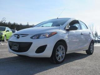 Used 2014 Mazda MAZDA2 4dr HB GX / ONE OWNER for sale in Newmarket, ON