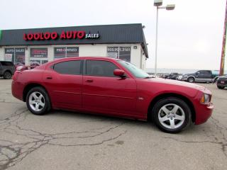 Used 2010 Dodge Charger SXT LEATHERT AUTOMATIC CERTIFIED 2YR WARRANTY for sale in Milton, ON