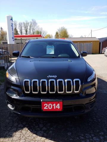 2014 Jeep Cherokee Sport 4WD save half the GST. Limited time offer. Call or come in today.