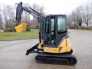 Used 2006 John Deere Excavator Diesel 35D for sale in Burnaby, BC