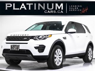 Used 2016 Land Rover Discovery Sport SE AWD, NAV, PANO, CAM, HEATED SEATS, PWR TAILGATE for sale in Toronto, ON