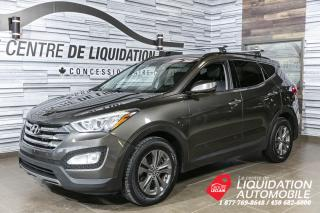 Used 2013 Hyundai Santa Fe Premium+AWD+2.0L TURBO for sale in Laval, QC