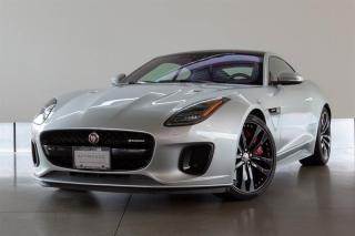 Used 2019 Jaguar F-Type Coupe P380 R-Dynamic AWD for sale in Langley City, BC