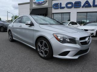 Used 2016 Mercedes-Benz CLA250 4MATIC Coupe for sale in Ottawa, ON