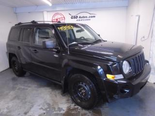 Used 2010 Jeep Patriot for sale in Ancienne Lorette, QC