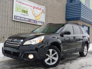 Used 2013 Subaru Outback 3.6 r limited*gps*cuir*toit*mags*awd for sale in Richelieu, QC