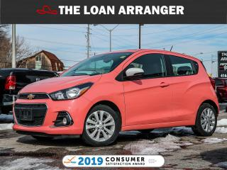 Used 2018 Chevrolet Spark for sale in Barrie, ON