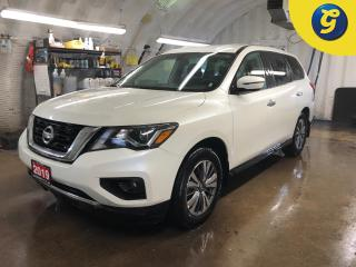 Used 2019 Nissan Pathfinder SV Tech * 4X4 * Navigation * 7 Passenger * Blind Spot Warning * Downhill assist * Push button ignition * Remote start * Emergency braking system * Bac for sale in Cambridge, ON