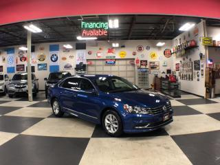 Used 2016 Volkswagen Passat 1.8 TSI TRENDLINE AUT0 A/C CRUISE H/SEATS 46K for sale in North York, ON