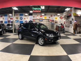 Used 2016 Volkswagen Tiguan 2.0 TSI TRENDLINE AUT0 CRUSIE H/SEATS CAMERA for sale in North York, ON