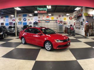 Used 2016 Volkswagen Jetta Sedan 1.4TSI TRENDLINE  AUT0 SUNROOF BACKUP CAMERA 99K for sale in North York, ON