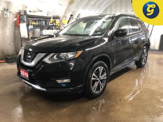 Used 2019 Nissan Rogue SV * AWD * Navigation * Panoramic Sunroof * Remote start * Emergency braking system * Cross traffic alert * Lane keep assist * Back up camera 360 for sale in Cambridge, ON