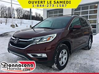 Used 2016 Honda CR-V EX AWD *GARANTIE 10 ANS / 200 000 KM* for sale in Donnacona, QC