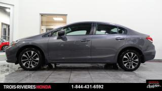 Used 2015 Honda Civic EX + TOIT + MAGS !! for sale in Trois-Rivières, QC