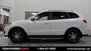 Used 2010 Hyundai Santa Fe LIMITED AWD + CUIR + MAGS !!! for sale in Trois-Rivières, QC