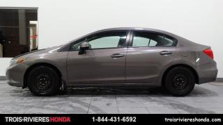 Used 2012 Honda Civic LX + CRUISE + BLUETOOTH !!! for sale in Trois-Rivières, QC
