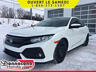 Used 2017 Honda Civic Sport *GARANTIE GLOBALE 2024 OU 130 000 for sale in Donnacona, QC