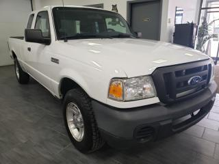 Used 2011 Ford Ranger SuperCab XL for sale in Châteauguay, QC