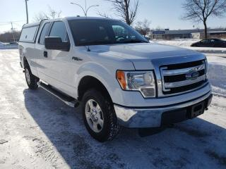 Used 2013 Ford F-150 4WD SUPERCAB for sale in Châteauguay, QC