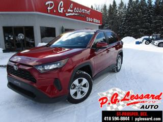 Used 2019 Toyota RAV4 Le 2.5l awd camera siege chauffant bluetooth for sale in St-Prosper, QC