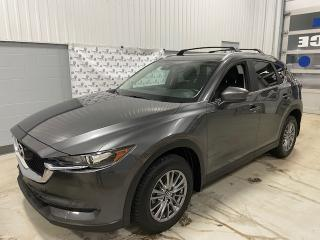 Used 2018 Mazda CX-5 GS AWD + GPS for sale in Chicoutimi, QC