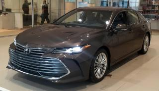 Used 2019 Toyota Avalon Limited for sale in Beauport, QC
