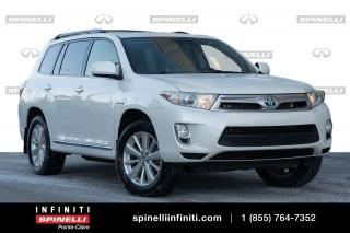 Used 2013 Toyota Highlander TOIT / CAMERA / SIEGES CHAUFFANTS TOIT / CAMERA / SIEGES CHAUFFANTS for sale in Montréal, QC