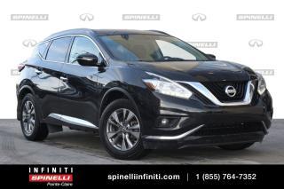 Used 2015 Nissan Murano AWD / TOIT / SIEGES CHAUFFANTS AWD / TOIT / SIEGES CHAUFFANTS for sale in Montréal, QC